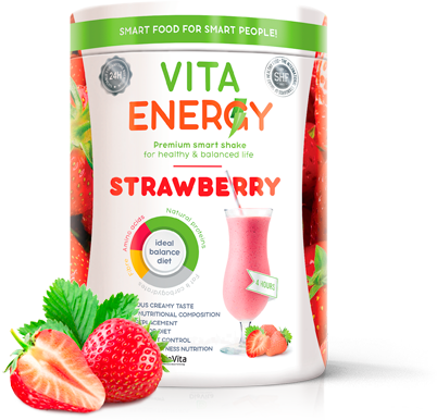 giá vita energy strawberry